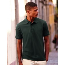 SS44M Fruit of the Loom Heavy Polo Shirt